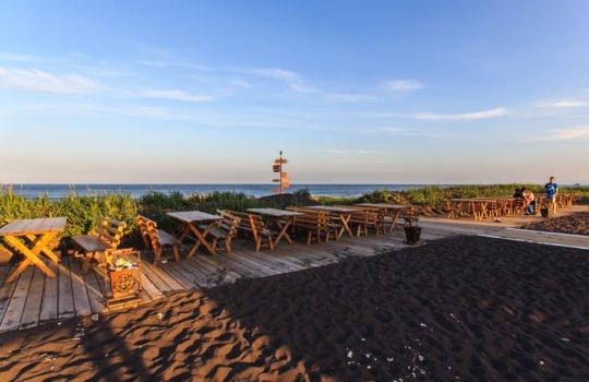 Khalaktyrsky beach