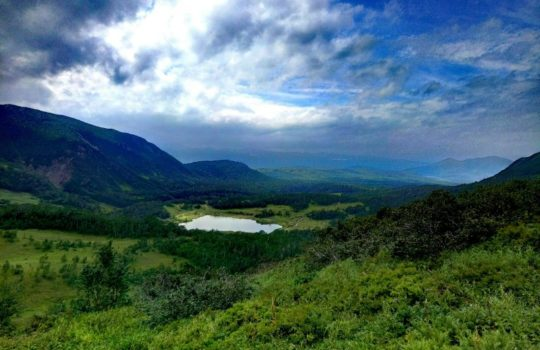"mountain range ""Vachkazhec"""